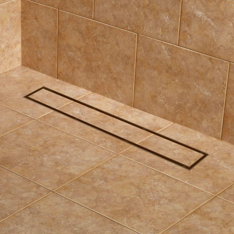 Signature Hardware 927530 24 F Shower Drain Floor Drains