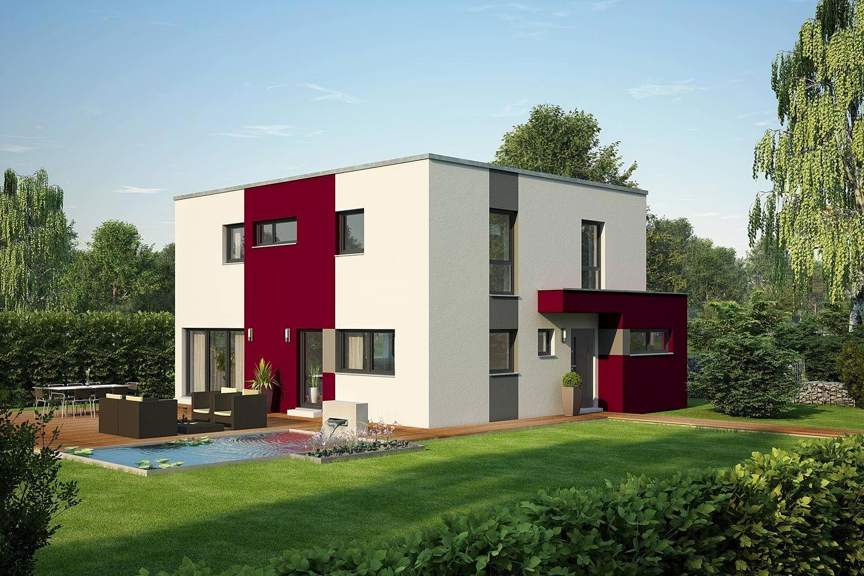 Bezaubernd Flachdachhaus Beste Wahl Bellissimo, Mit Moderner Architektur Von Büdenbender