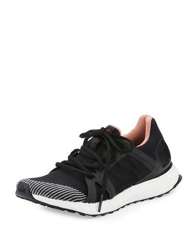 X3a3e Adidas Da Stella Mccartney Ultra Impulso A Righe A Scarpa