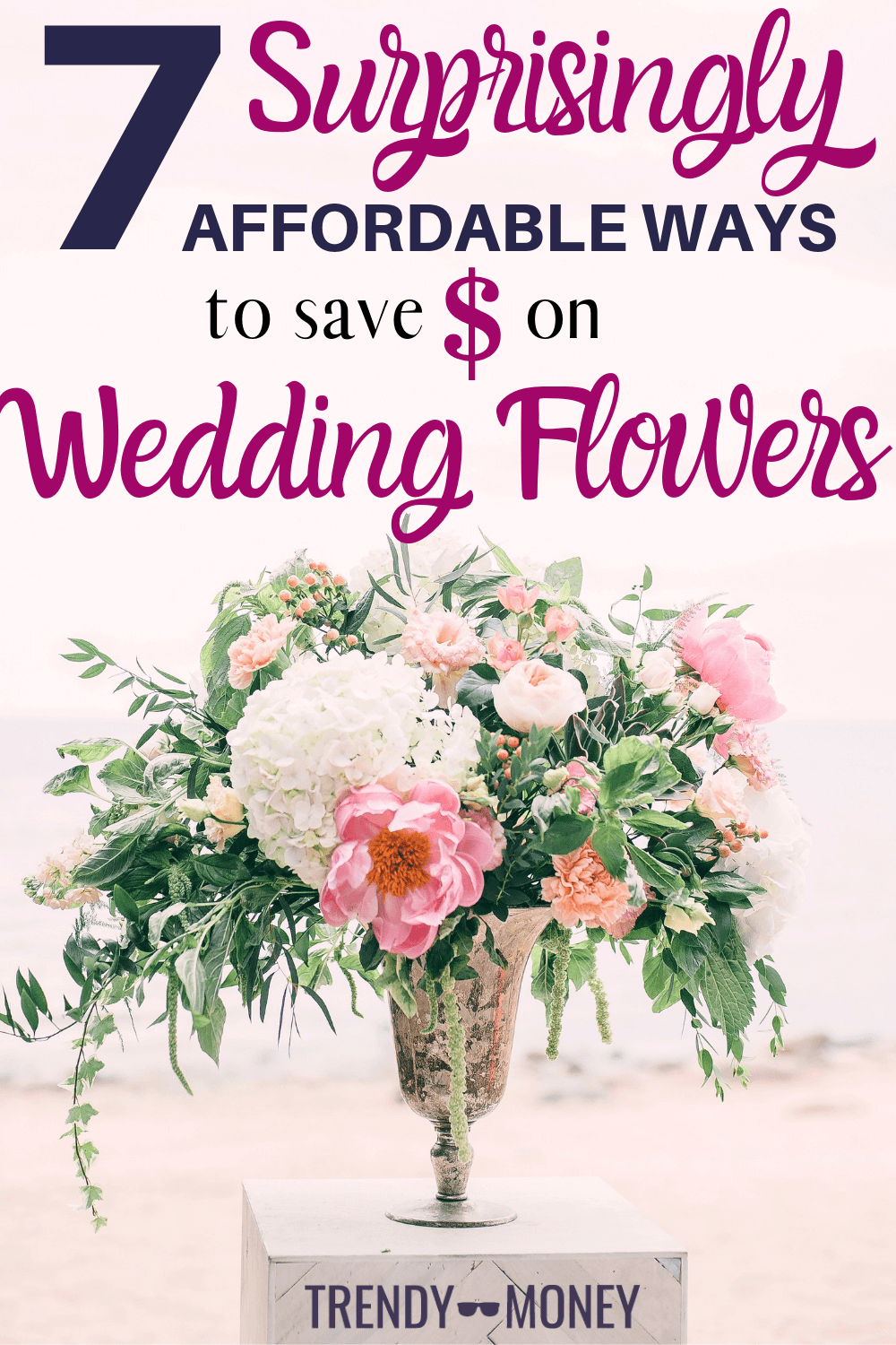 Looking For Ways To Stick To Your Wedding Budget Wedding Flowers Don T Have To Break Your Budget Budget Wedding Flowers Wedding Flowers Cost Wedding Flowers