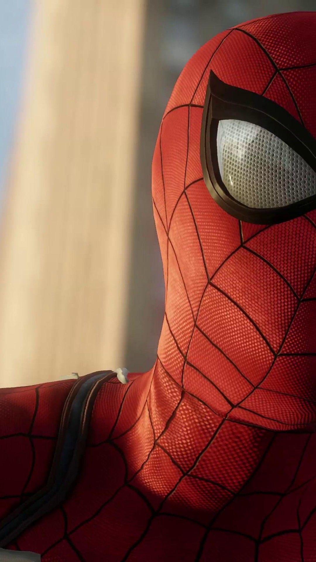 ️Spider Man 📱 Fond d'écran cellulaire de films Marvel 38