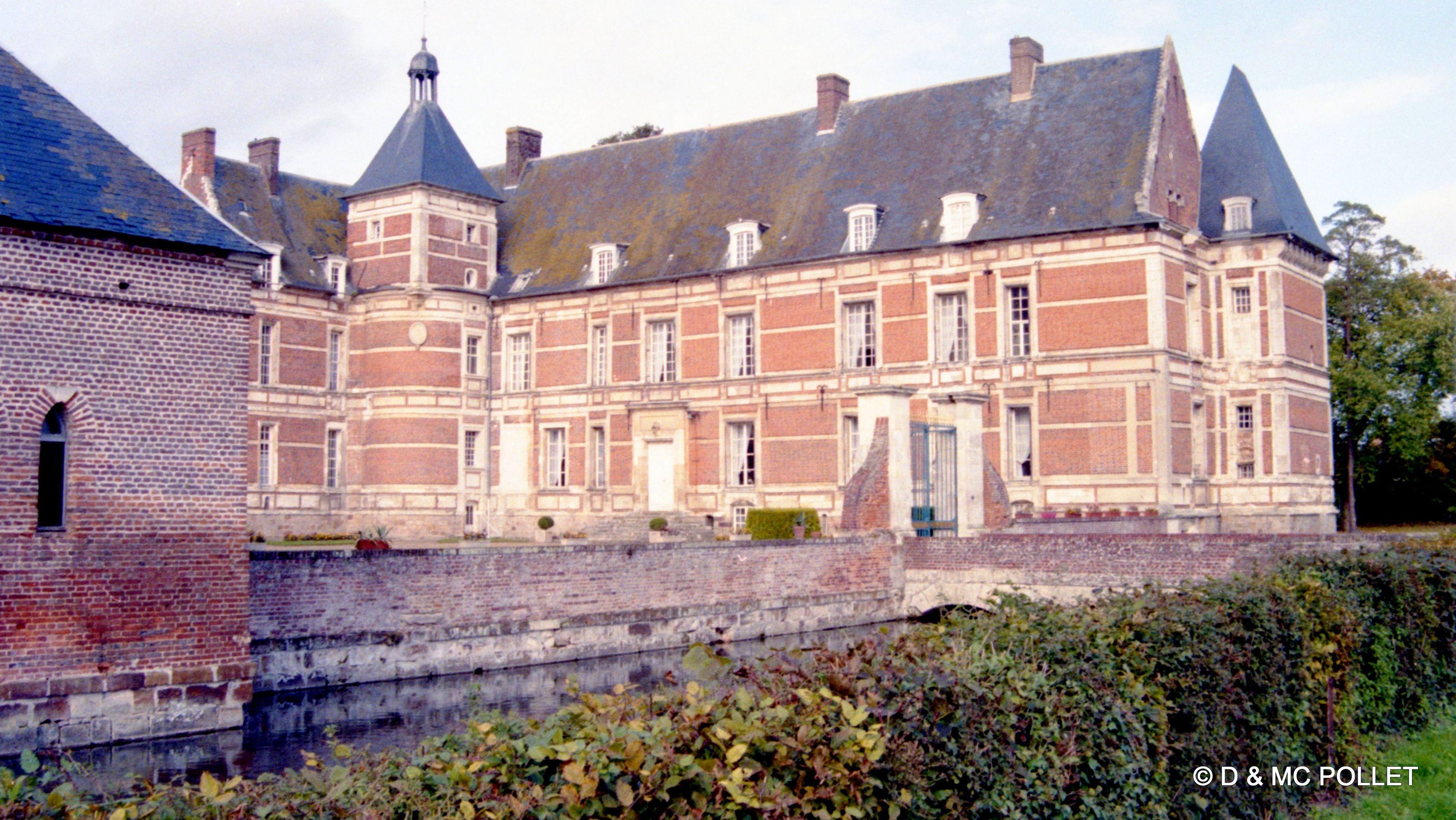 1993 Château de Troissereux au nord de Beauvais