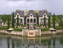 Stroll through a $13 million chateau with a moat - Video - Personal Finance