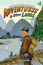 Abeka Product Information Adventures In Other Lands Speed And Comprehension Reader A Beka Reading Program Books To Read