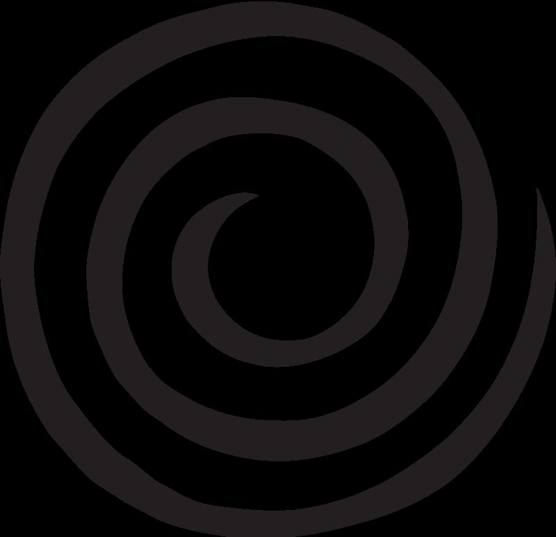 38+ Free swirl clipart black and white info