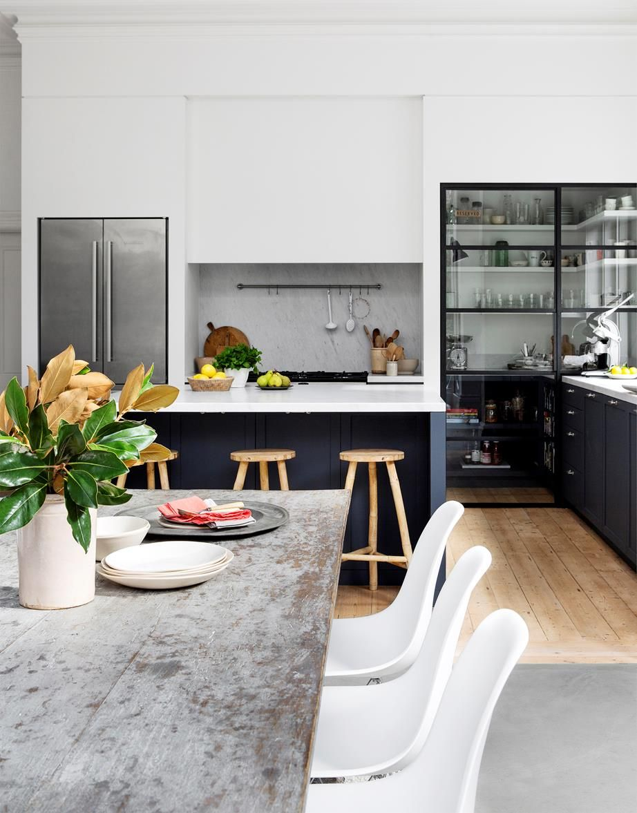 Elegant Heritage Home In Melbourne By Ali Ross Design | Kitchens ...