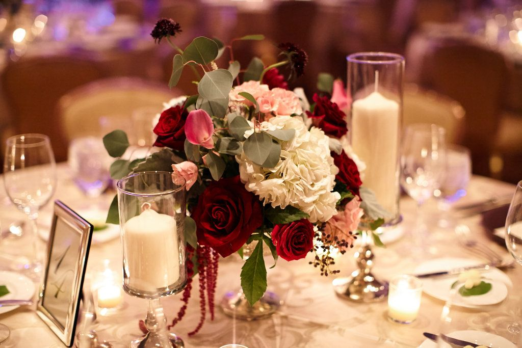 Table decor  / Wrap It Up Parties / Chicago Wedding / Chicago Wedding Planner / Partial Wedding Planning / Day of Wedding Planner / Winter Wedding