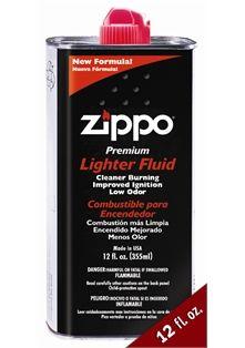 what fluid for zippo lighter
