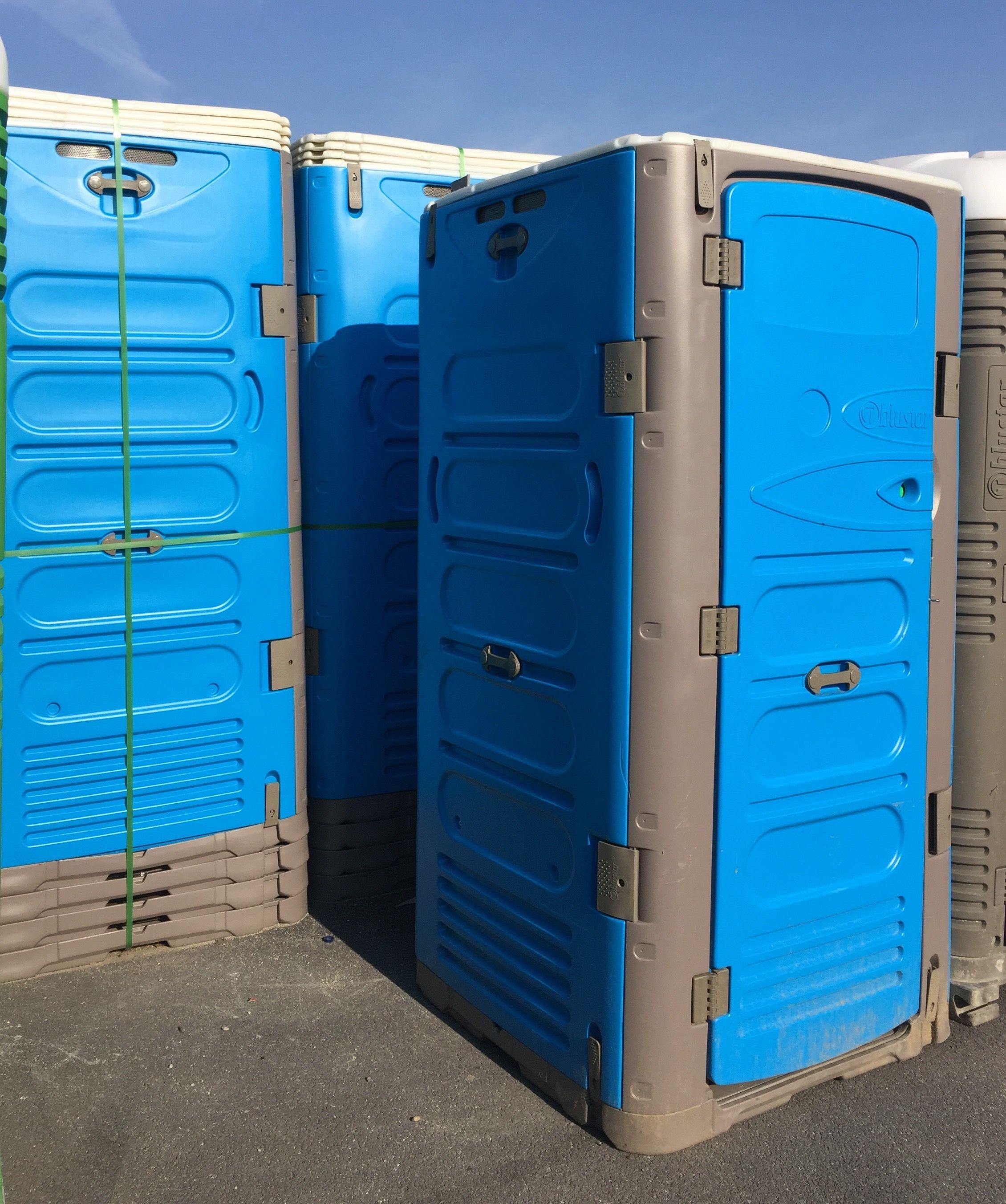 Rapidloo Locker Storage Portable Toilet Storage