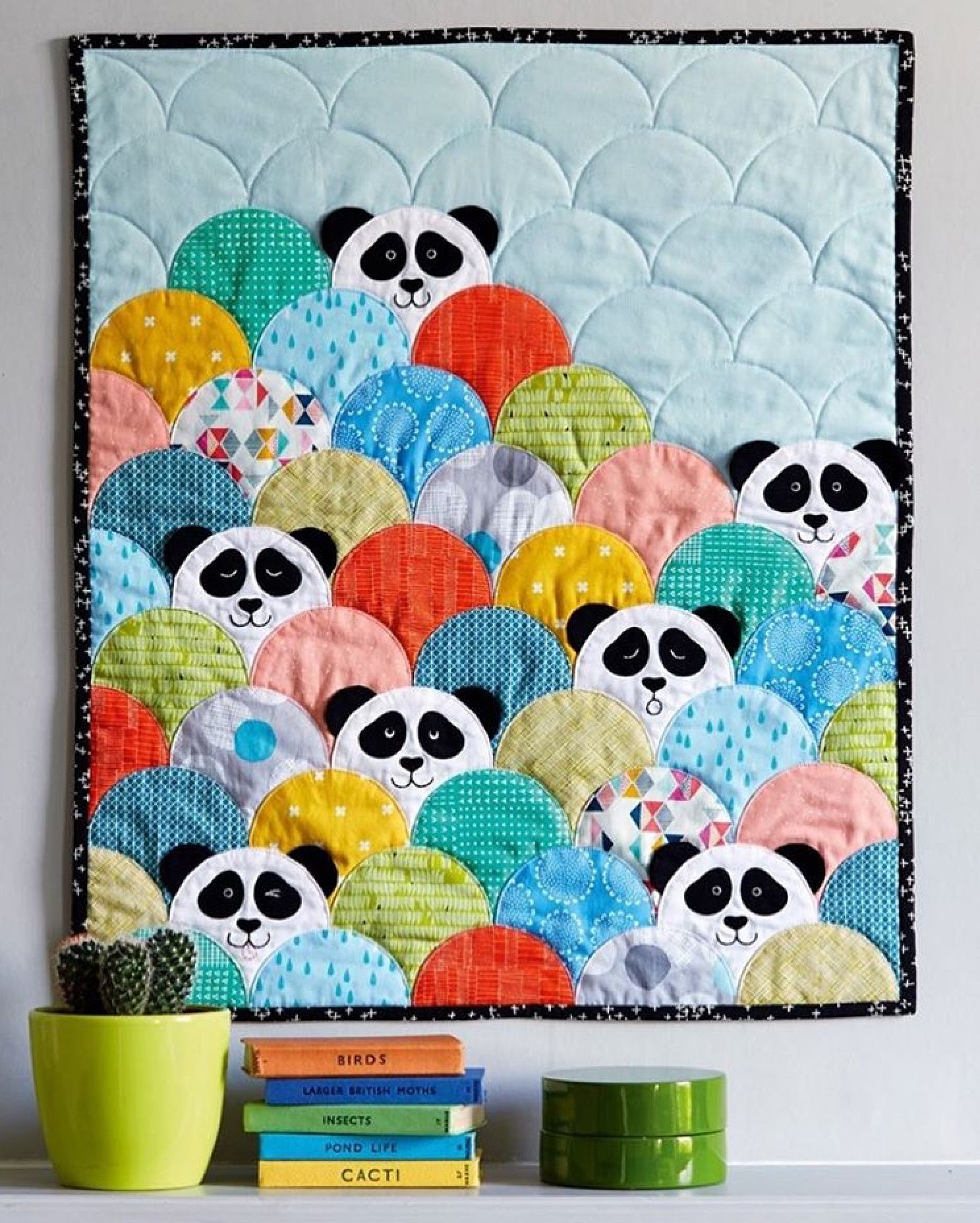 From Love of quilting and patchwork magazine | Mini Quilts ...