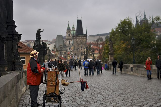 PRAGUE by Olivia Rae James, via Flickr