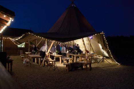 Tipi gallery   Midlands   Gallery   Elite Tents
