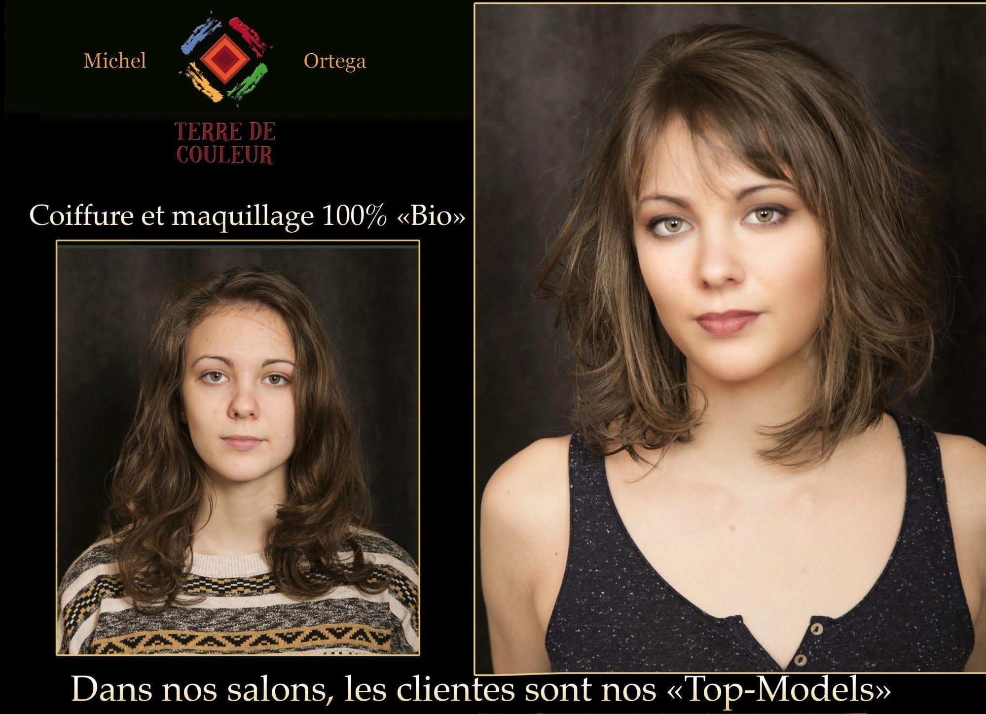 19++ Simulateur de coiffure femme inspiration