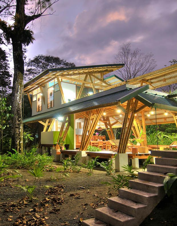 Eco Bamboo House Resort