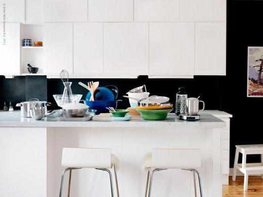 kitchen. Photo from Ikea | home | Pinterest | Kitchen photos ...