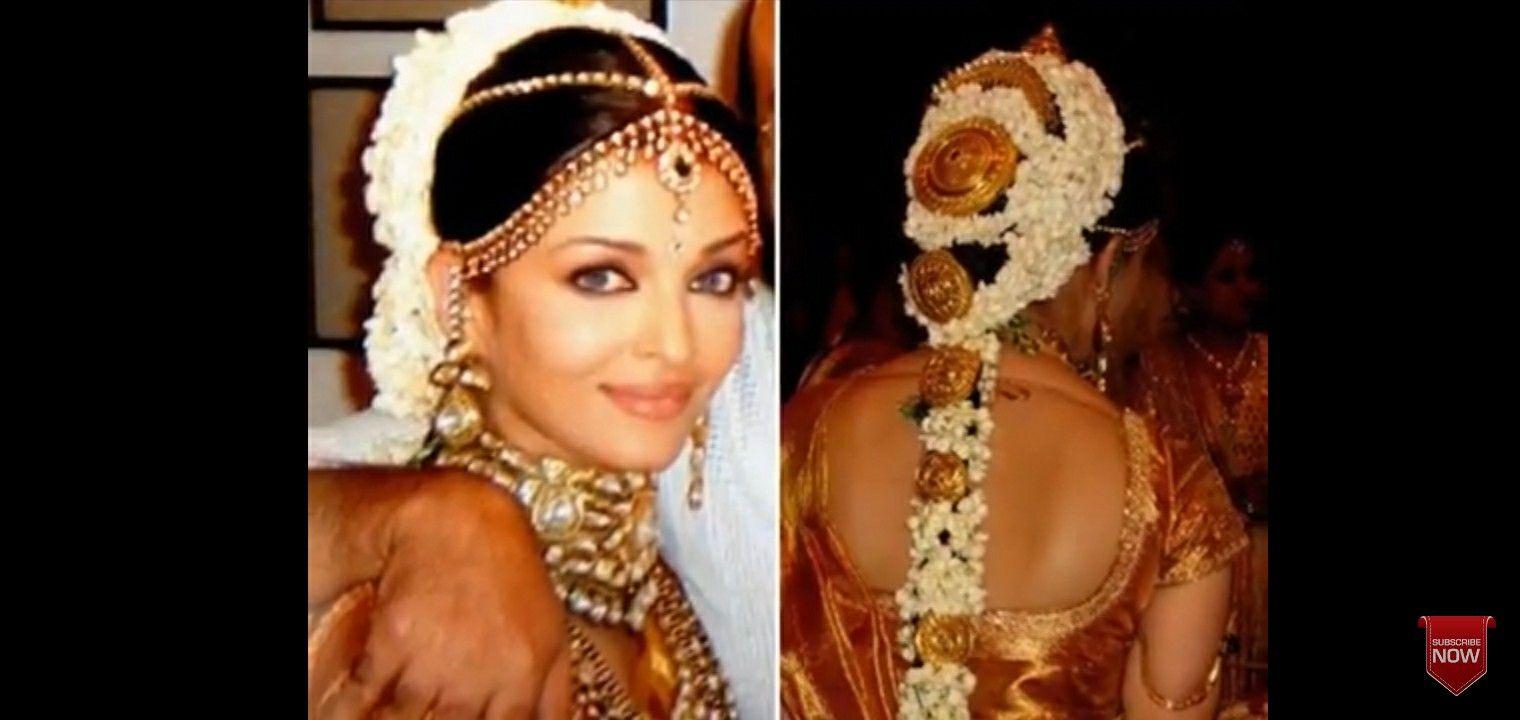 Aishwarya Rai Bachchan On Her Wedding Day In 2020 Indian Film Actress Amitabh Bachchan Movie Producers