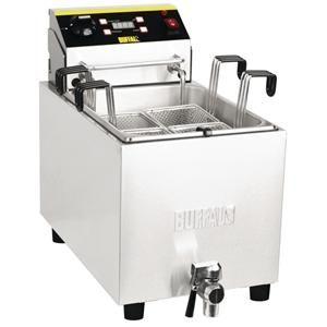 Cocedor De Pasta Con Temporizador 8l Buffalo Gh160 Pasta