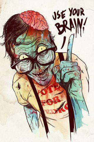 Zombie Wallpaper Zombie Drawings Zombie Art Zombie Wallpaper