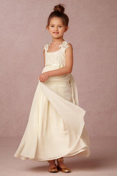 Clary Dress in Dresses Flower Girl Dresses at BHLDN