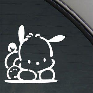 POCHACCO DOG PET Decal Car Truck Window Sticker Amazoncouk - Window stickers amazon uk