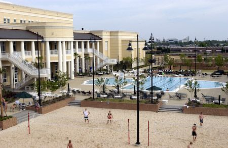 Check Out The Outside Of Usc S Strom Thurmond Wellness And Fitness Center College Town University Of South Carolina Study Abroad
