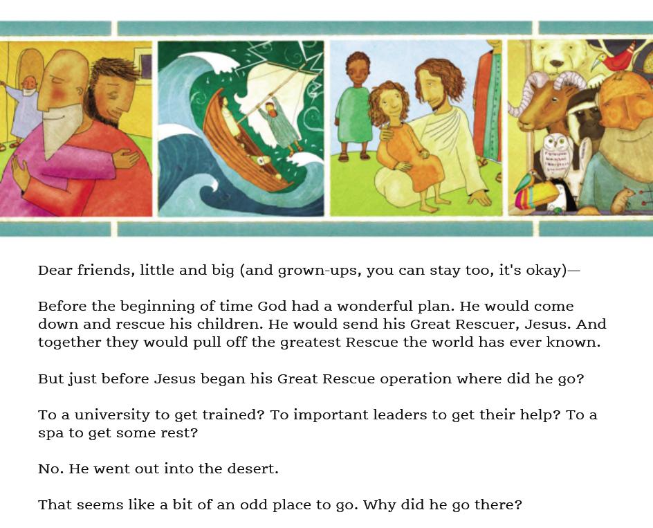 Jesus Storybook Bible Lent Reading Plan Easter Giveaway Sally Lloyd Jones Lent Reading Plan Sally Lloyd Jones Lloyd Jones