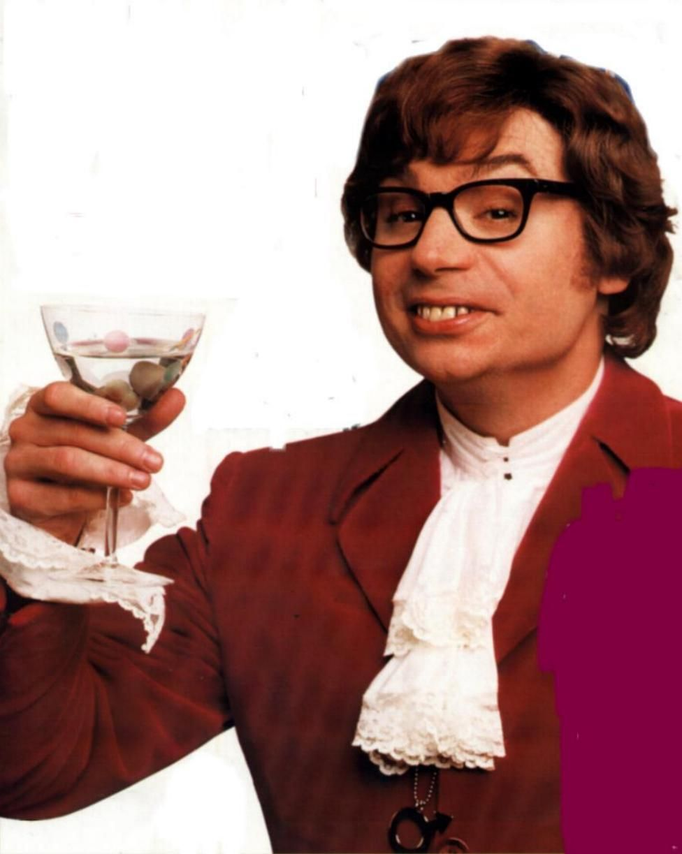 Michael John Mike Myers Born May 25 1963 Is A Canadian Actor