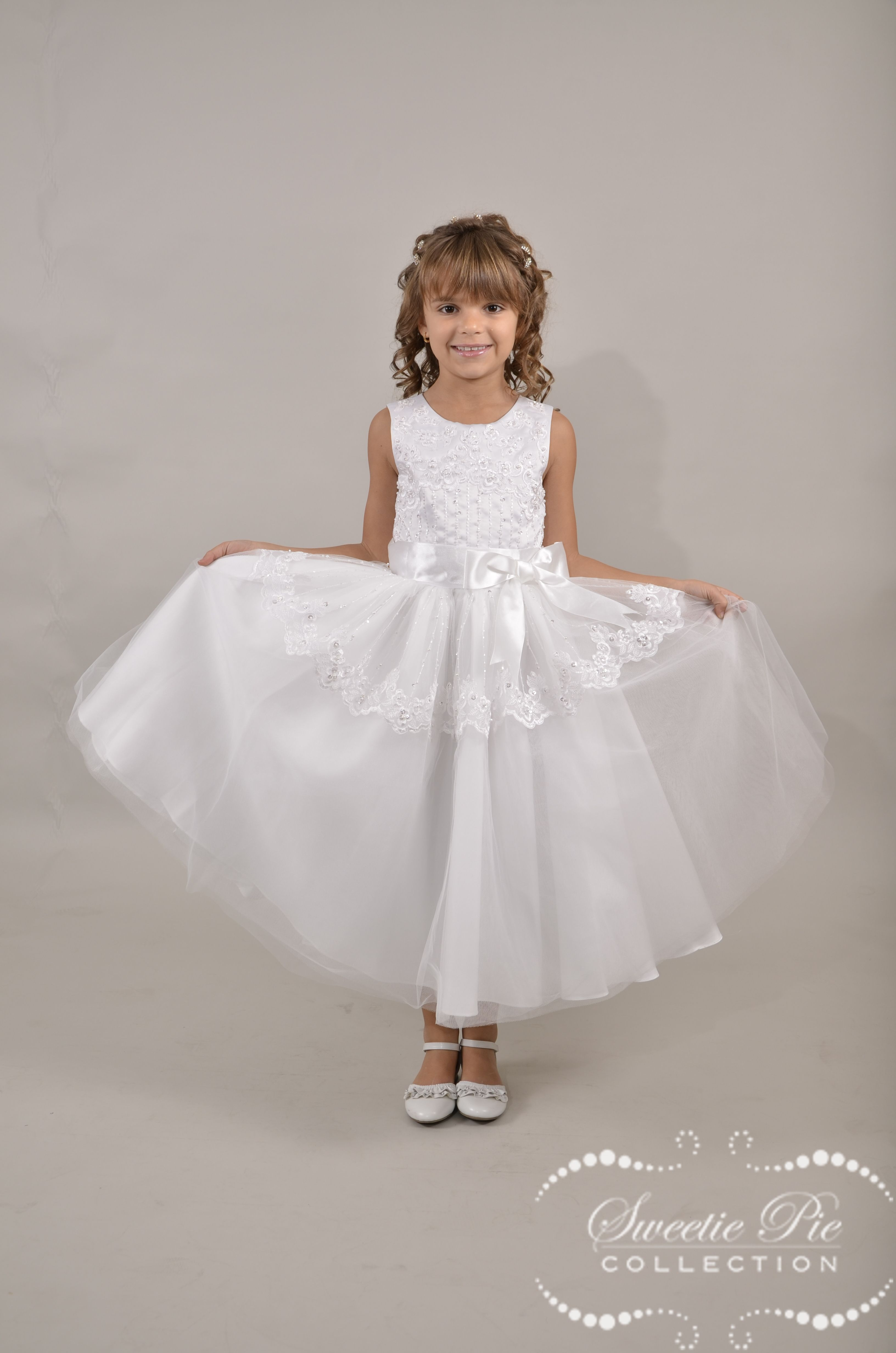 Communion gown my girls pinterest products gowns and