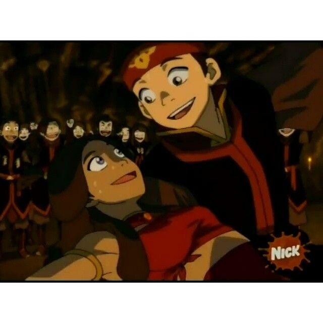 Awww Those Cuties The Last Airbender Avatar Aang Avatar