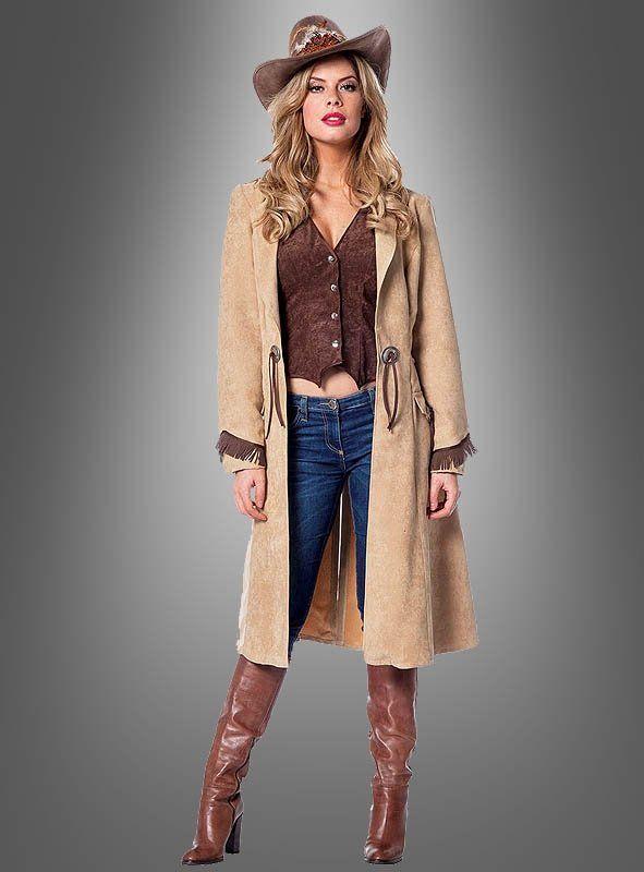 Cowgirl Kostüm für Damen online bei Kostümpalast.de #cowboysandcowgirls