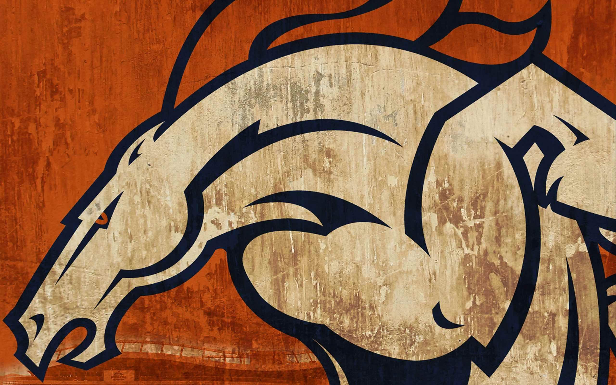 Bonito Colorear Denver Broncos Viñeta - Dibujos Para Colorear En ...