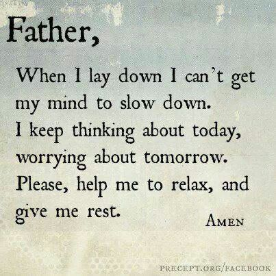 Help Me Lord To Rest Scripture Quotes Prayer For Peace Bedtime