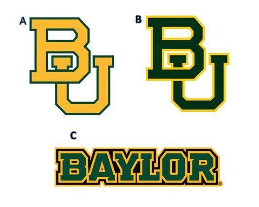 Baylor Decal Baylor Bears Baylor University Baylor Svg Baylor Gifts Baylor Baylor Bear