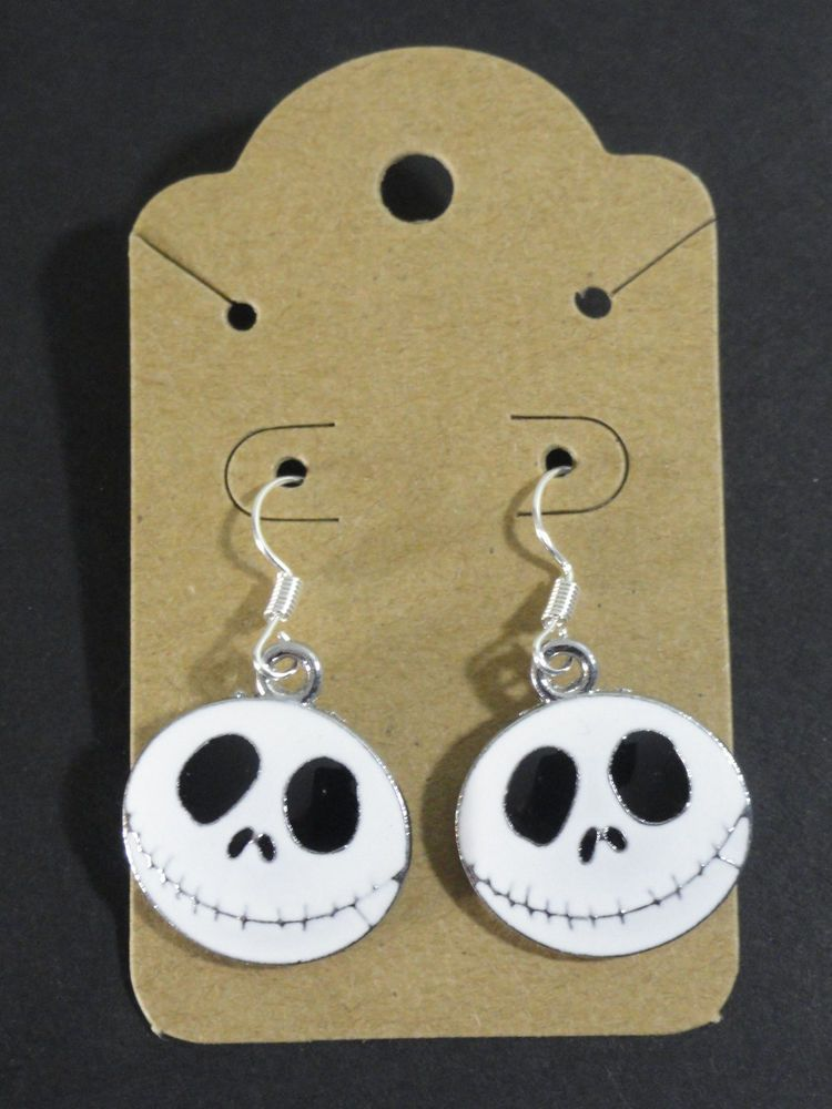 Jack Skellington Earrings The Nightmare Before Christmas #Handmade ...