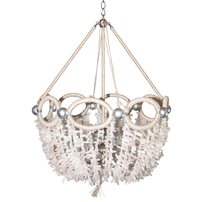 ro sham beaux fiona chunky quartz chandelier laylagrayce  sc 1 st  pzelhome.tk & Ro Sham Bo Lighting. 44 best ro sham beaux images on pinterest ...