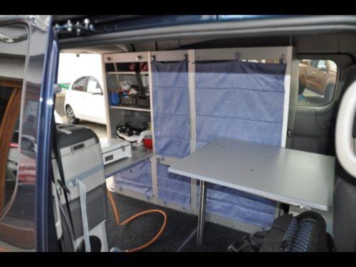 nissan nv200 stadtindianer zoom mini campervan ideas. Black Bedroom Furniture Sets. Home Design Ideas