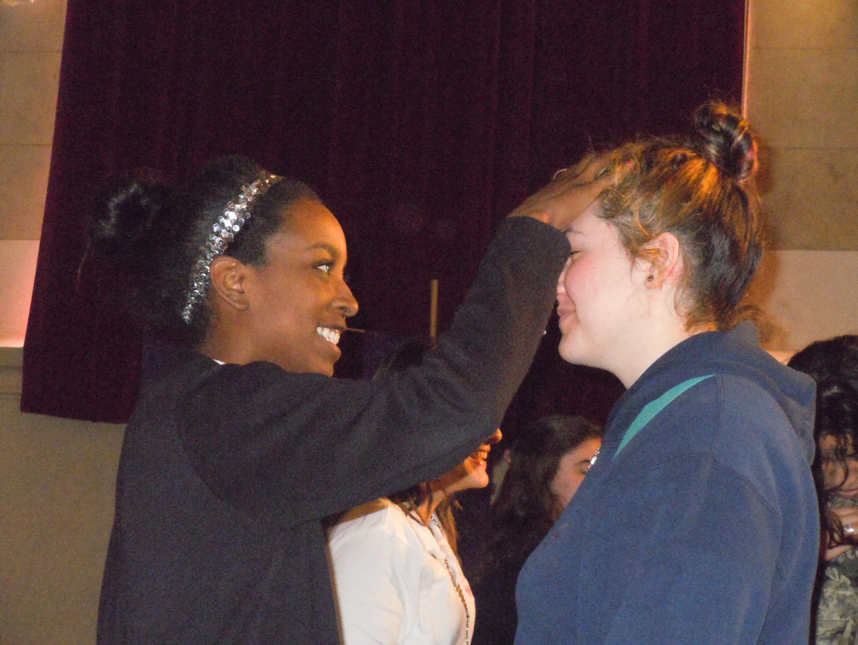 Ash Wednesday Feb 2012 Women Of Faith Catholic Doctrine Ash Wednesday