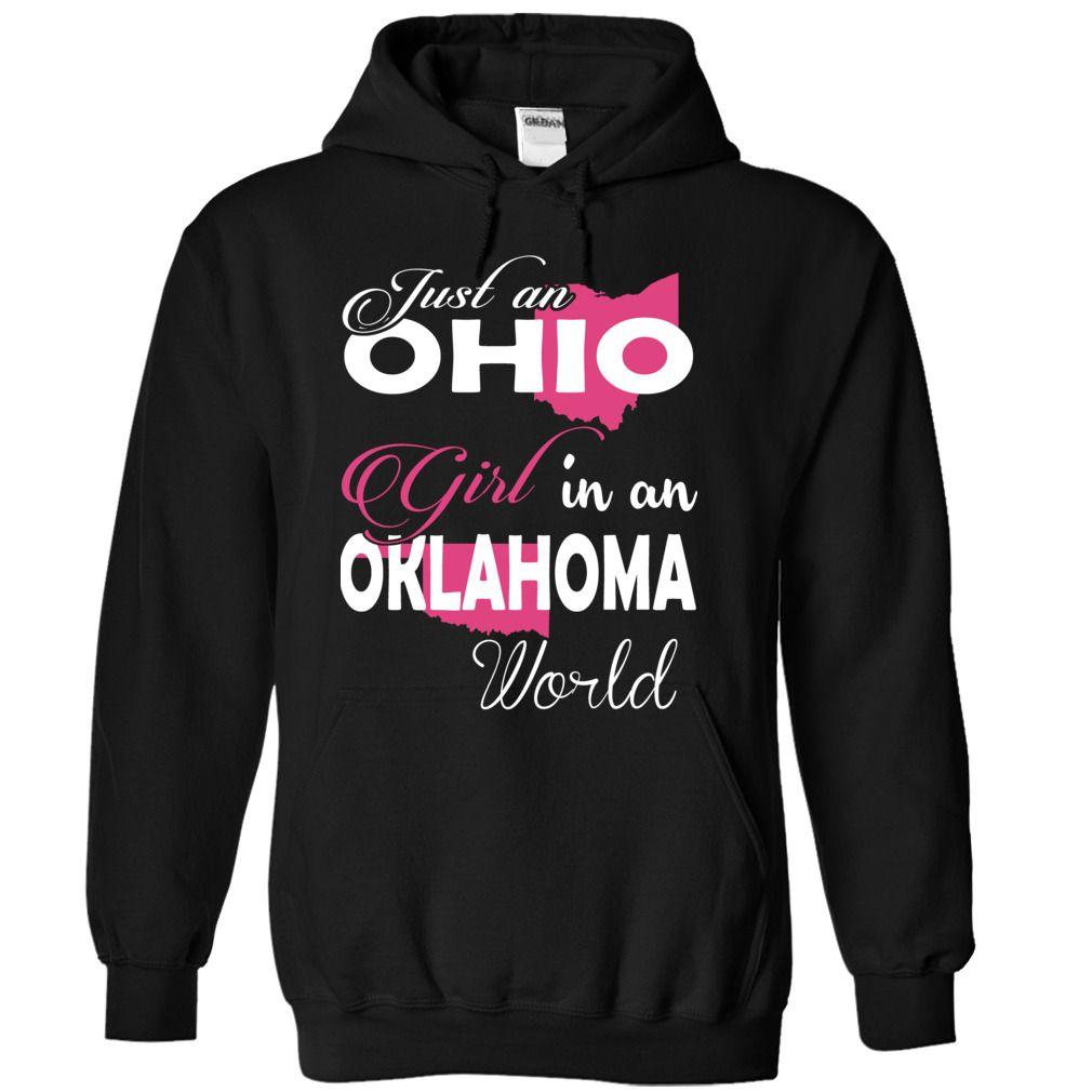 Just an OHIO Girl In an OKLAHOMA World
