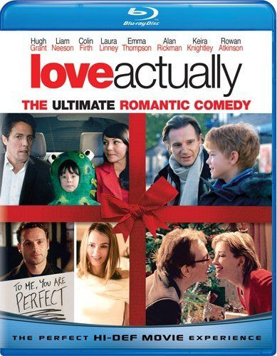 Love Actually Blu Ray Universal Studios Http Www Amazon Com Dp B002lfahbo Ref Cm Sw R Pi Dp Xc4mub0 Love Actually Movie Love Actually Best Christmas Movies