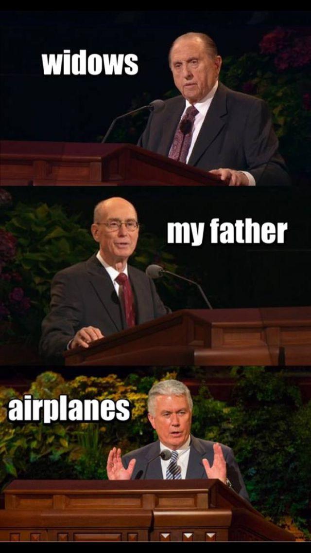 Conference Summed Up Church Humor Lds Memes Mormon Humor