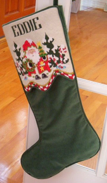 Stocking Topper~Canvas by Strictly Christmas | Christmas ...