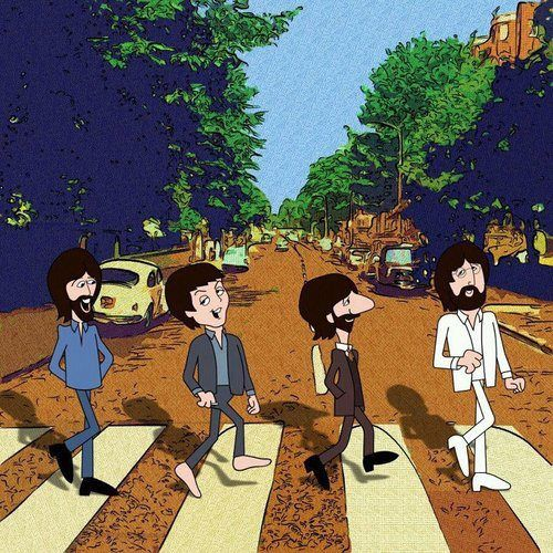 Isn't it amazing the way The Beatles influenced not just