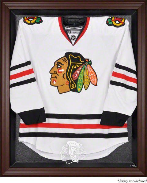Chicago Blackhawks Framed Logo Jersey Display Case | Products ...