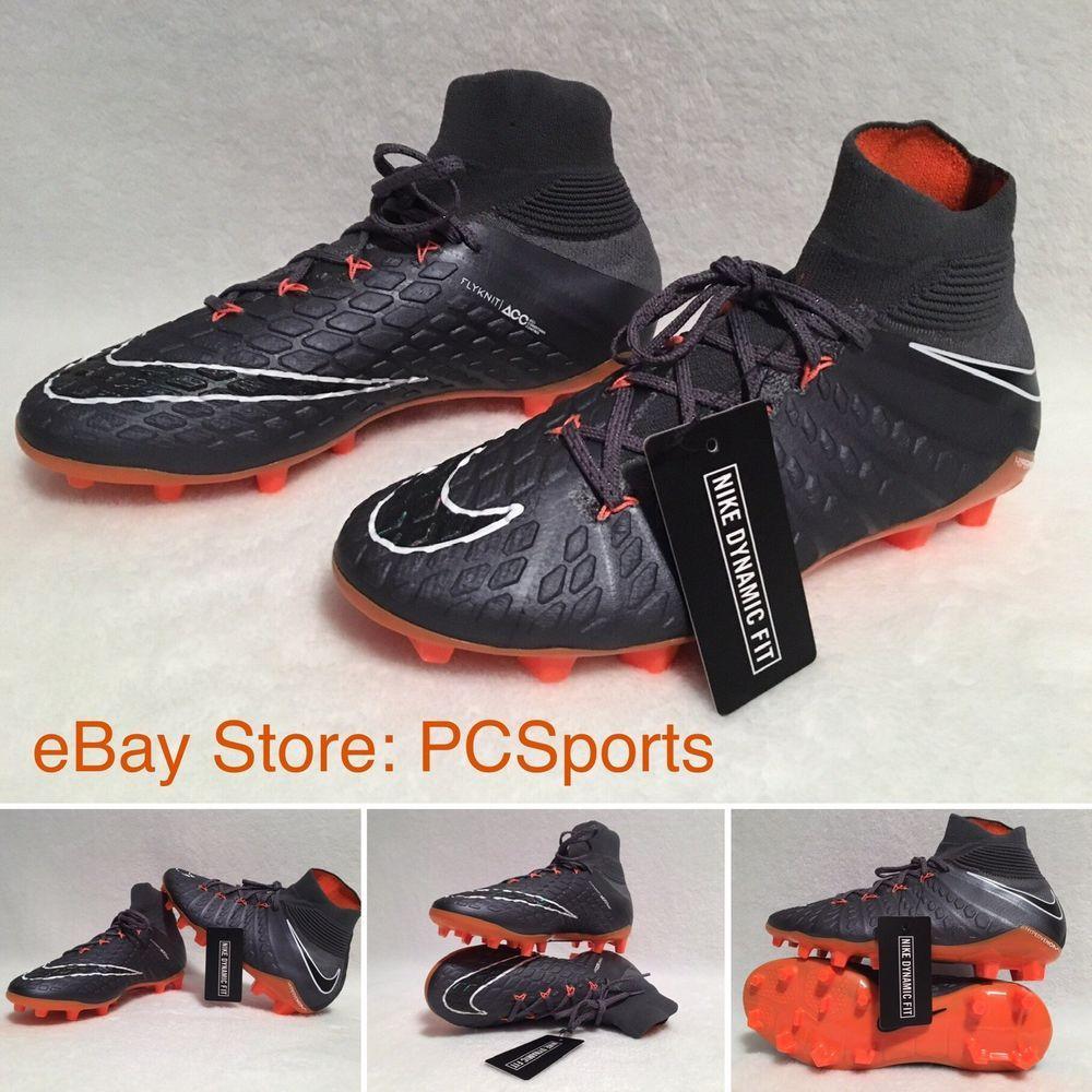 9b8fde5ee Details about Nike Hypervenom Phantom III Jr Elite FG AH7292-081 Boy's Soccer  Cleats Size 4Y | ⚽ ⚽️Soccer Cleats⚽ ⚽️