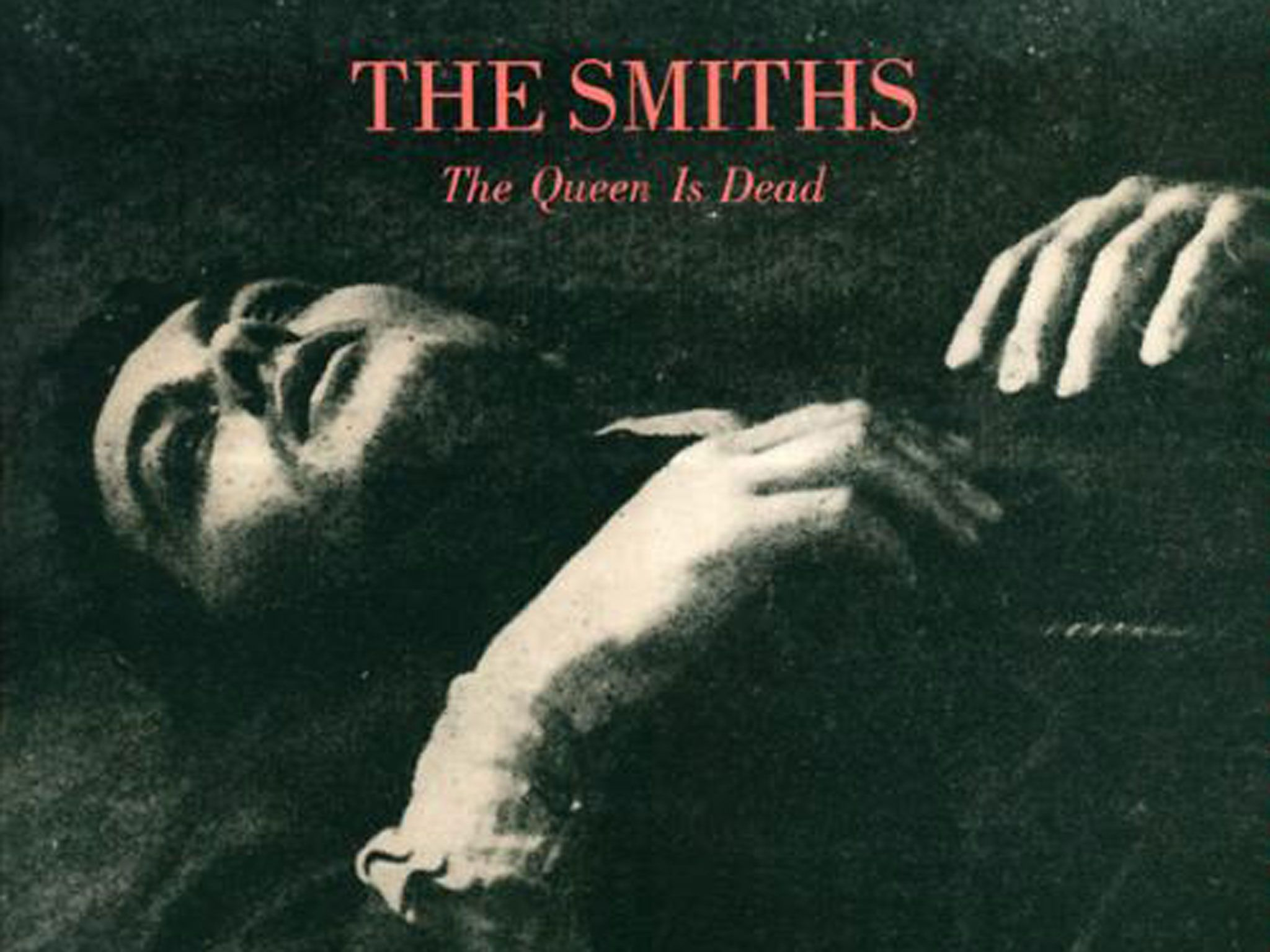 album covers the queen is dead the album covers pinterest