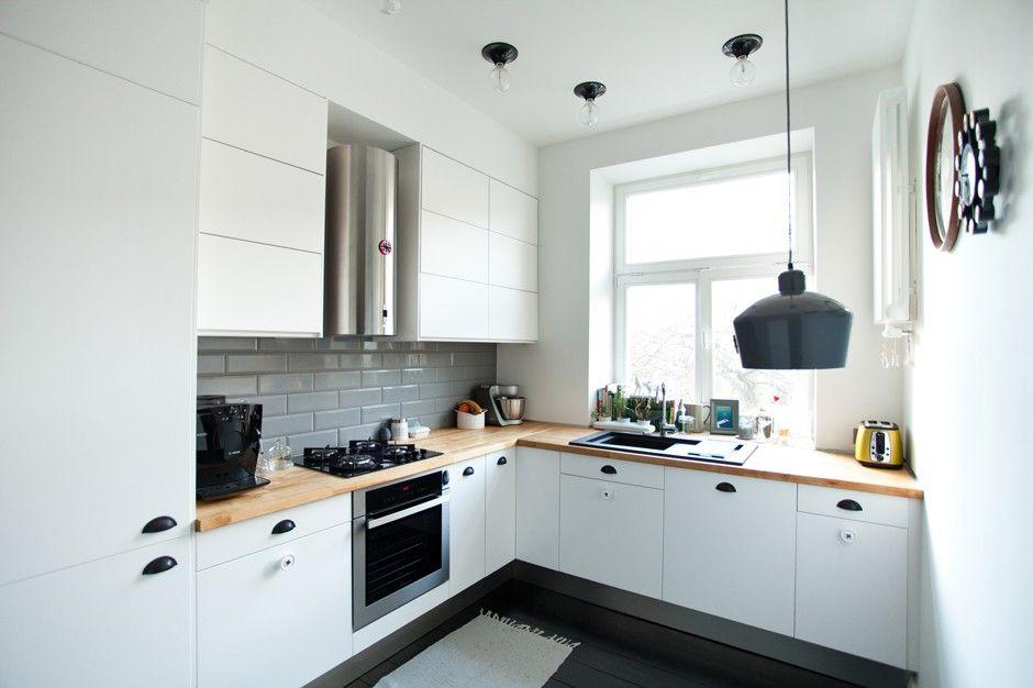 Mieszkanie W Kamienicy Piekne Jasne Wnetrze Kitchen Inspirations Kitchen Design Kitchen Dinning