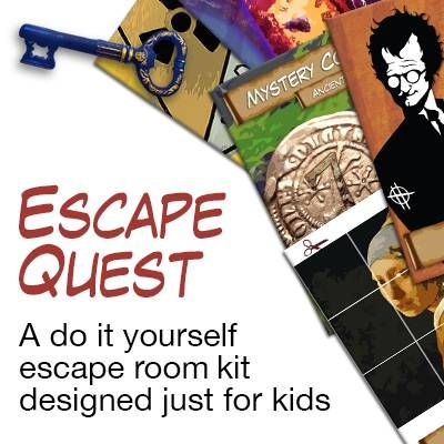photo relating to Free Escape Room Printable known as At any time ideal in the direction of just take your children in direction of an escape area? Birthday
