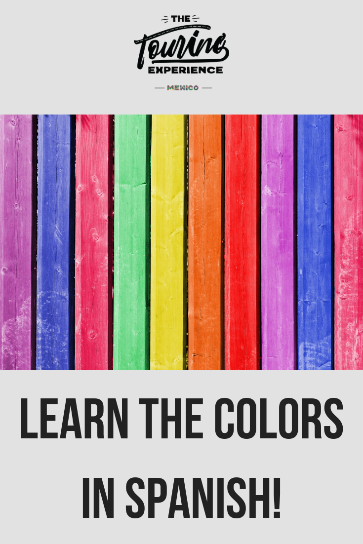 Today You Ll Learn How To Say The Colors In Spanish Los Colores [ 1102 x 735 Pixel ]