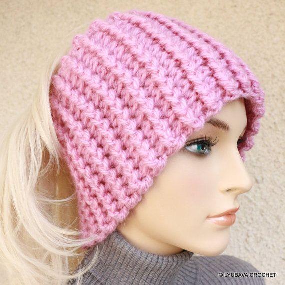 Crochet PATTERN Women\'s Headband, Easy Crochet Ear Warmer, Neck ...