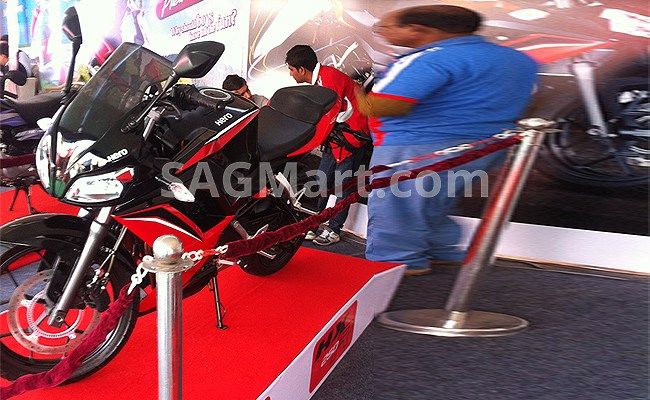 Get The Contact List of Hero MotoCorp Showrooms in Ahmedabad